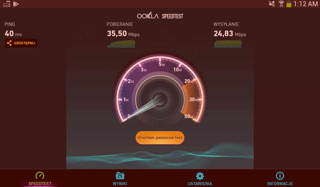 Internet LTE w Mechowie
